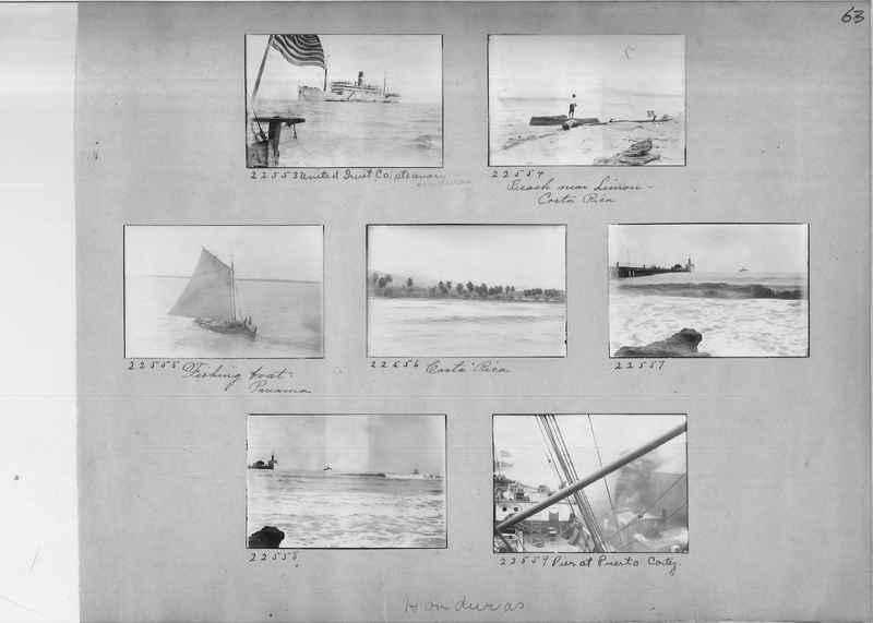Mission Photograph Album - Panama #02 page 0063