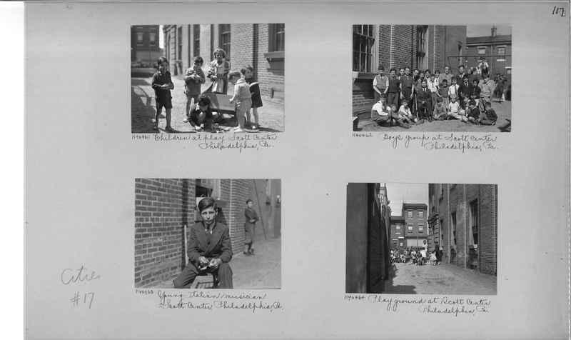 Mission Photograph Album - Cities #17 page 0117