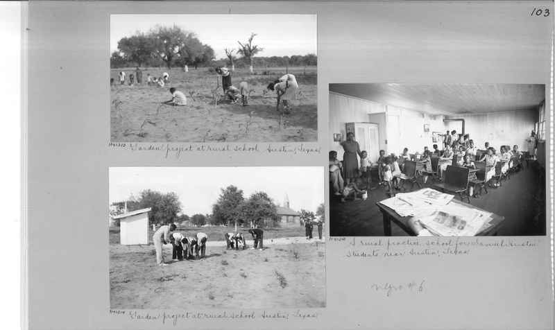 Mission Photograph Album - Negro #6 page 0103