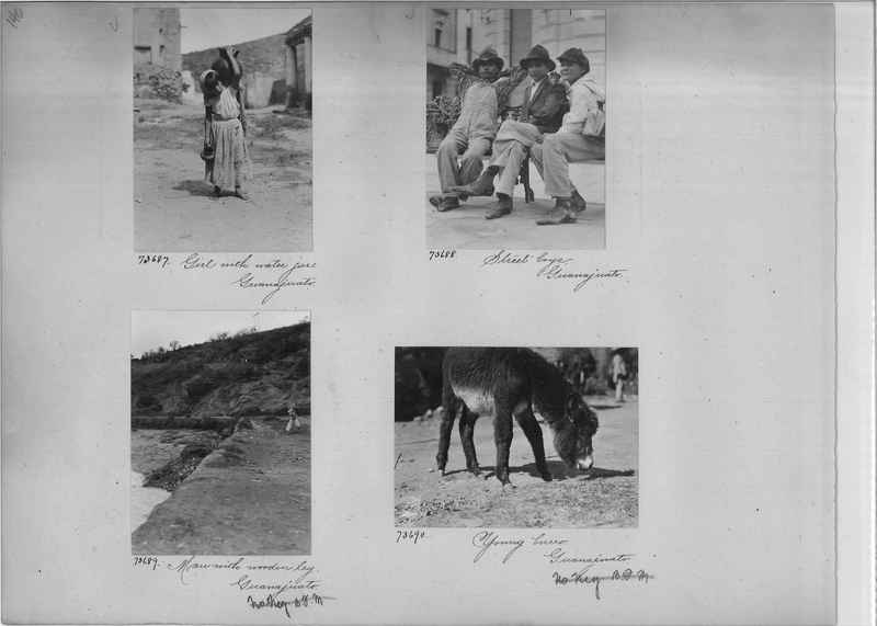 Mission Photograph Album - Mexico #04 page 0140