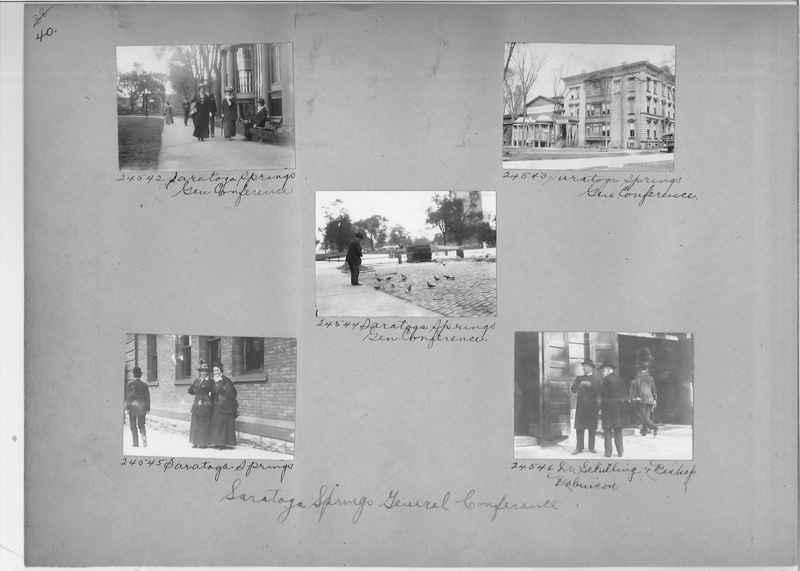 Mission Photograph Album - America #1 page 0040