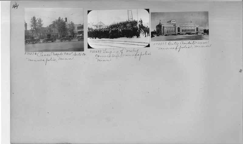 Mission Photograph Album - Cities #14 page 0164