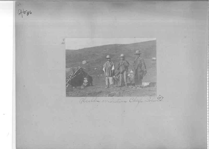 Mission Photograph Album - South America O.P. #2 page 0086