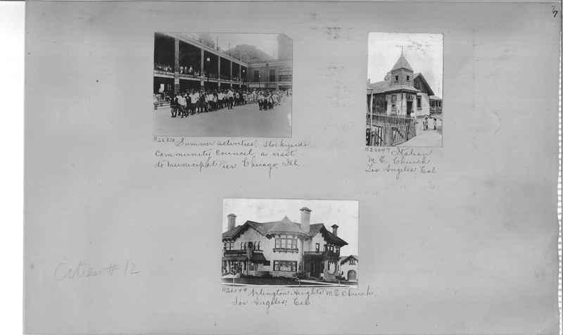 Mission Photograph Album - Cities #12 page 0007