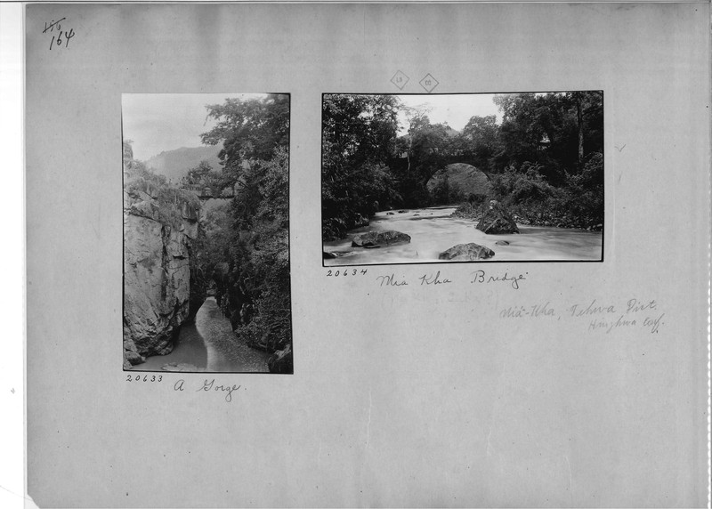 Mission Photograph Album - China #6 page 0164