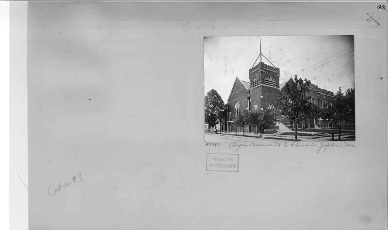 Mission Photograph Album - Cities #3 page 0023