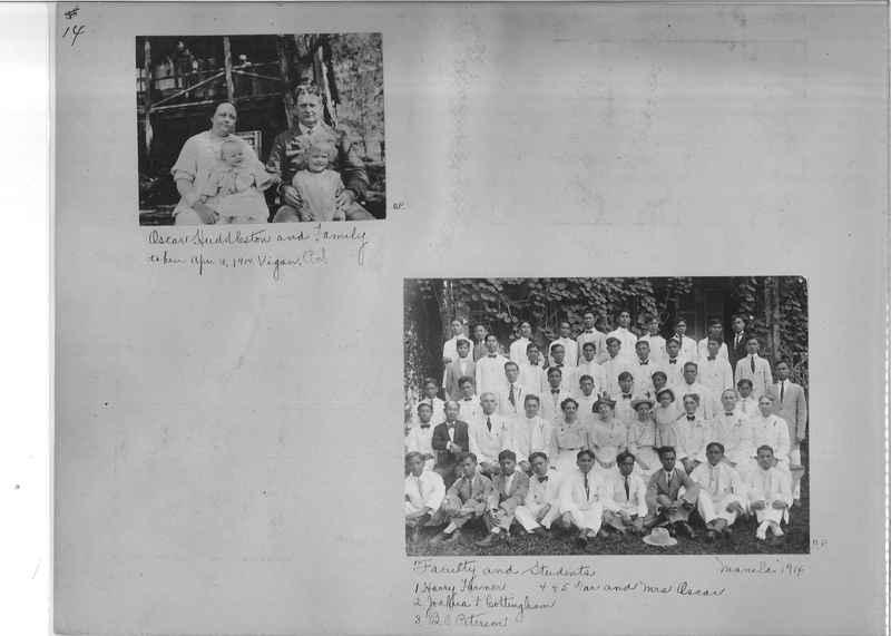 Mission Photograph Album - Philippines OP #01 page 0014