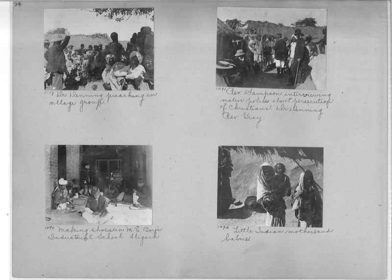 Mission Photograph Album - India #01 page 0024