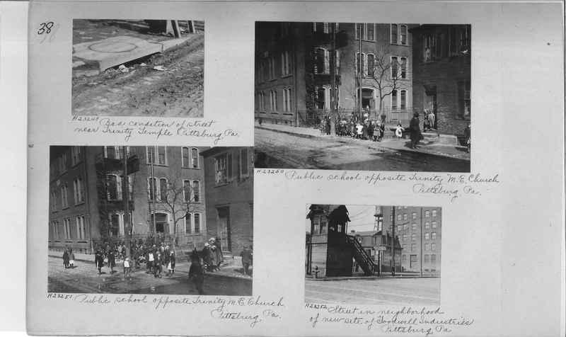 Mission Photograph Album - Cities #11 page 0038
