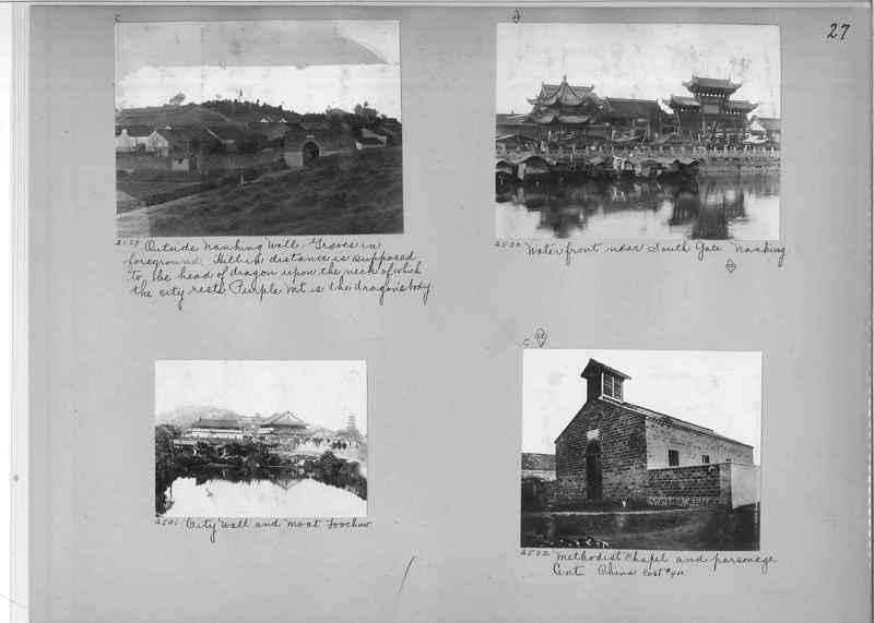 Mission Photograph Album - China #2 page  0027