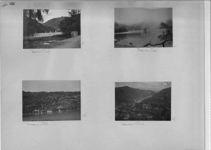 Mission Photograph Album - India - O.P. #01 Page 0184