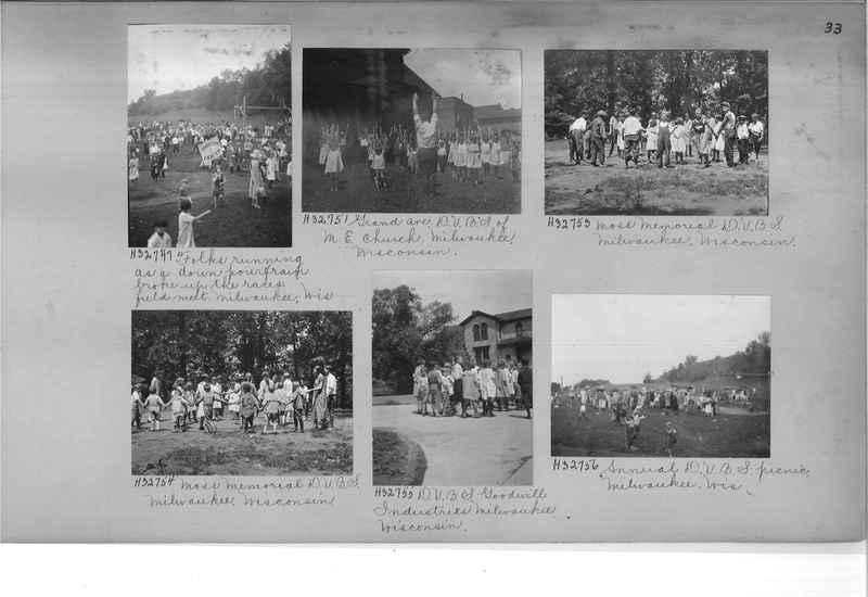 Mission Photograph Album - Religious Education #1 page 0033