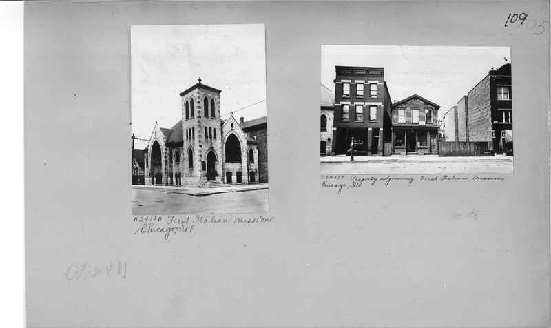 Mission Photograph Album - Cities #11 page 0109