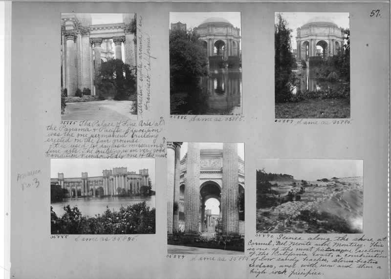 Mission Photograph Album - America #3 page 0057