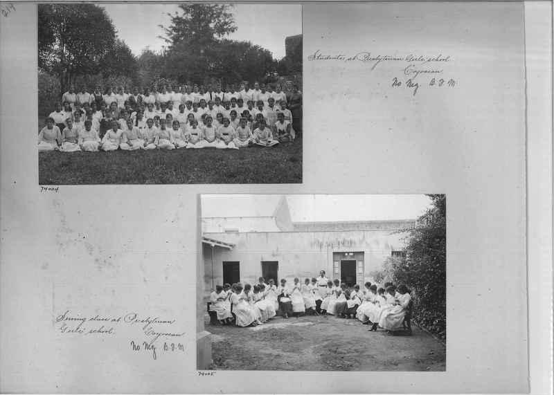 Mission Photograph Album - Mexico #04 page 0214