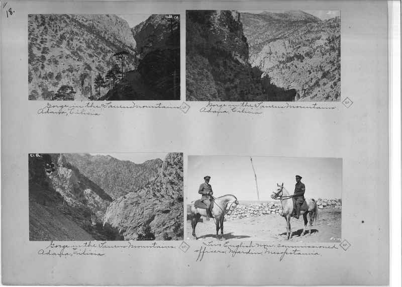 Mission Photograph Album - Western Asia - O.P. - #01 page_0018
