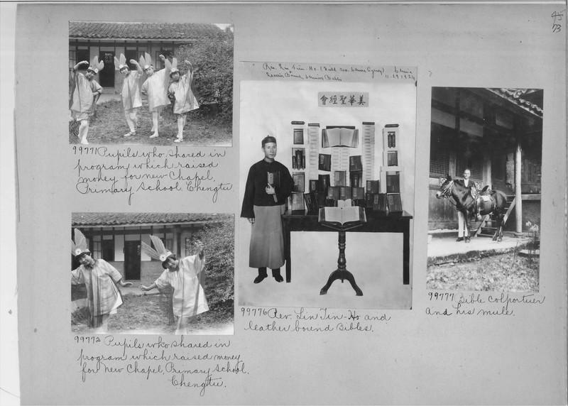 Mission Photograph Album - China #15 page 0073