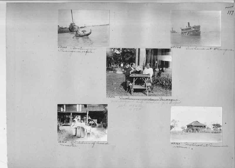 Mission Photograph Album - Burma #1 page 0117