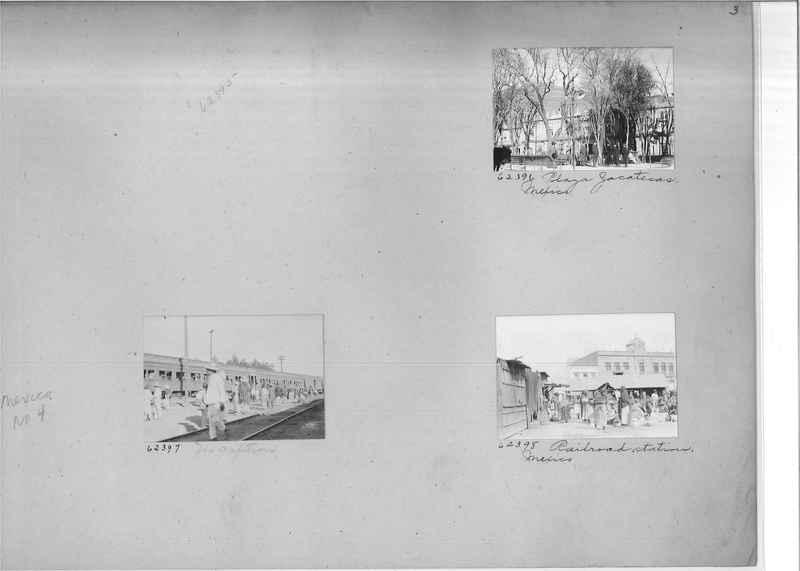 Mission Photograph Album - Mexico #04 page 0003
