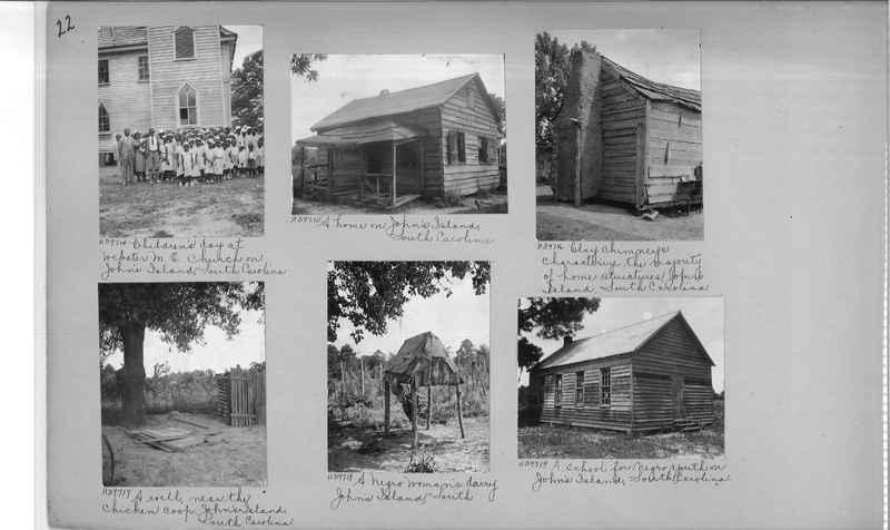 Mission Photograph Album - Negro #6 page 0022