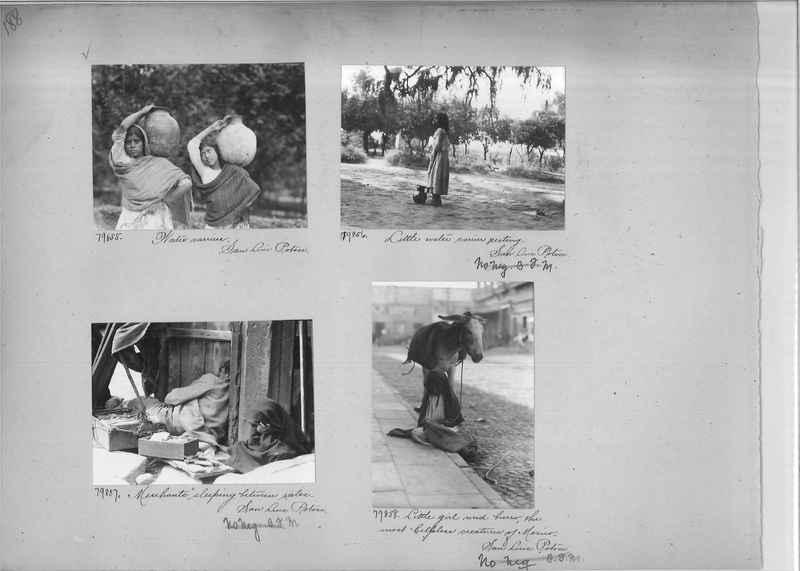 Mission Photograph Album - Mexico #06 page 0188