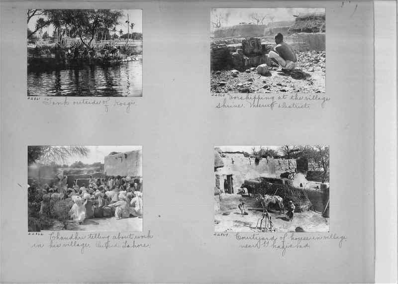 Mission Photograph Album - India #03 page_0166