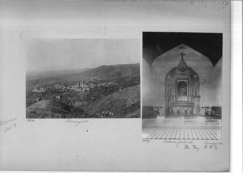 Mission Photograph Album - Mexico #04 page 0171