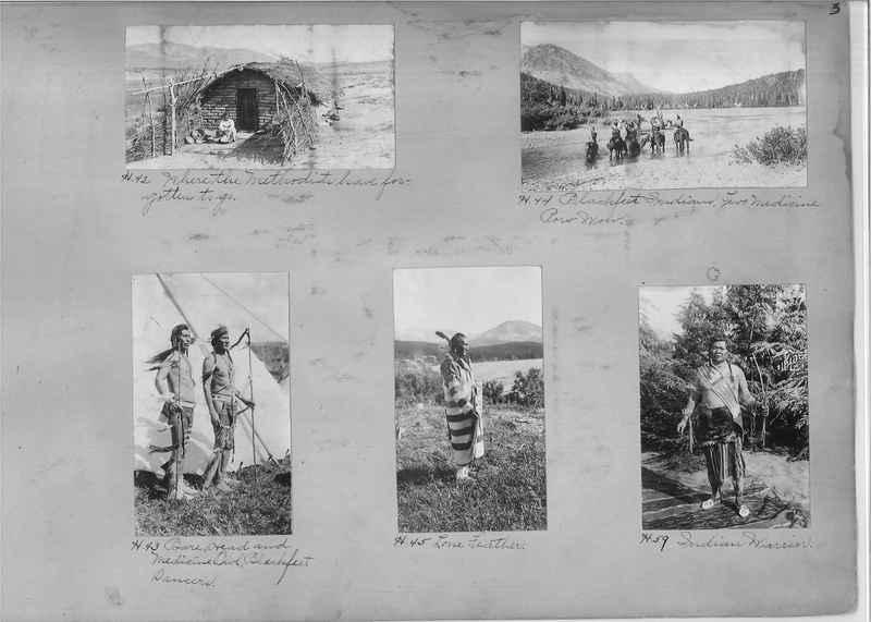 Mission Photograph Albums - Indians #1 page 0003