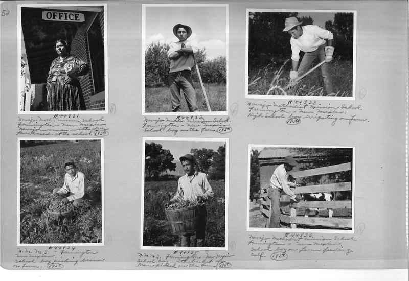 Mission Photograph Albums - Indians #3 Page_0052