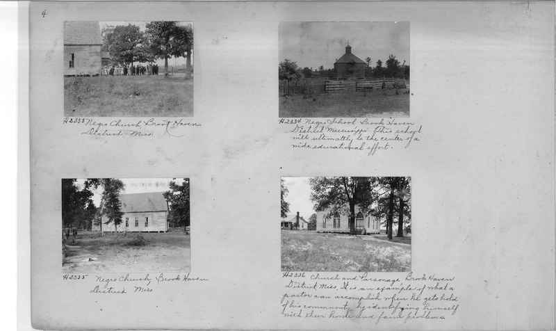 Mission Photograph Album - Negro #1 page 0004