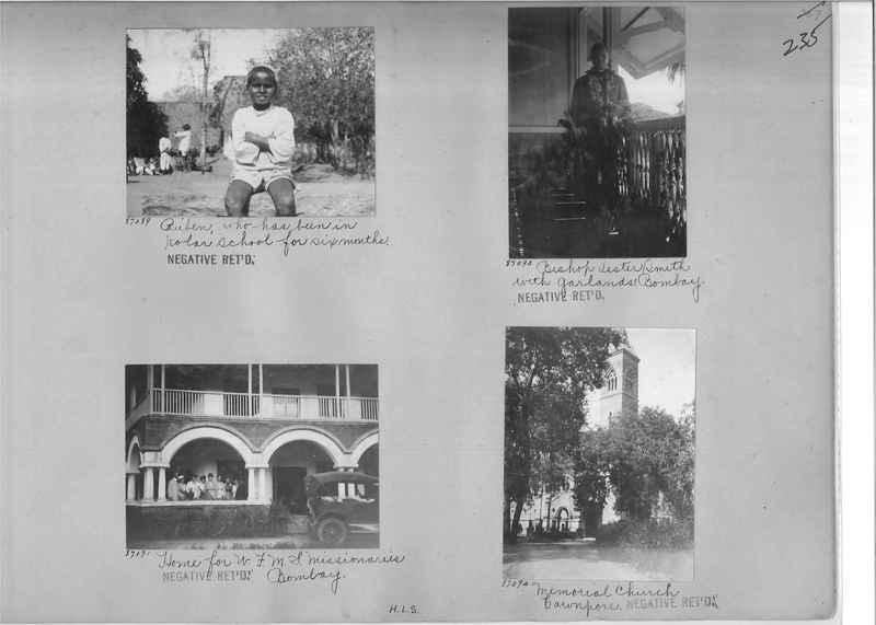 Mission Photograph Album - India #09 Page 0235