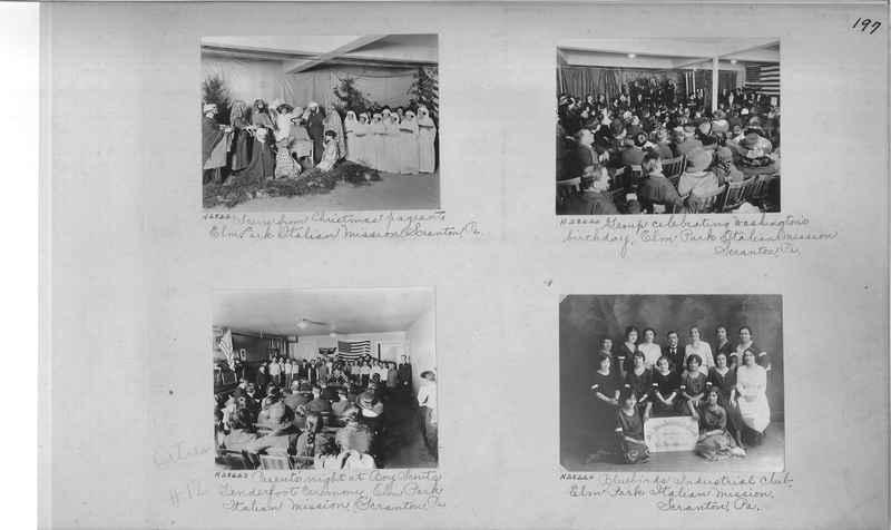 Mission Photograph Album - Cities #12 page 0197