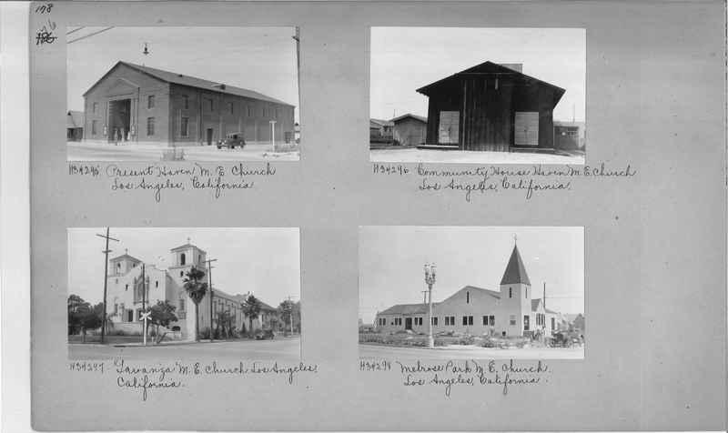 Mission Photograph Album - Cities #15 page 0178
