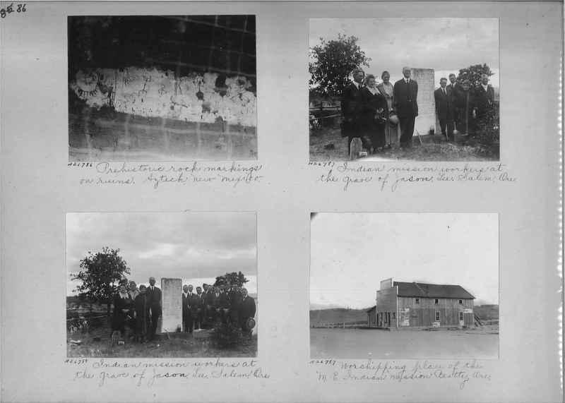 Mission Photograph Album - Indians #2 page_0086