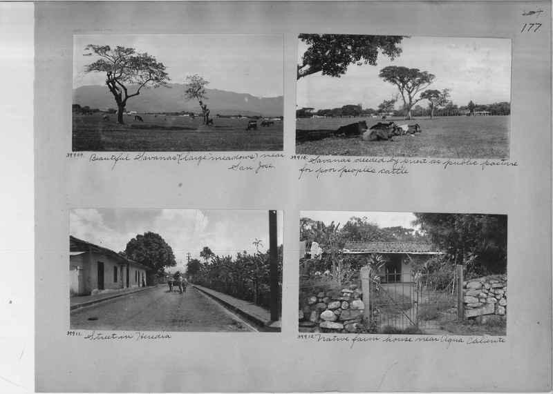 Mission Photograph Album - Panama #02 page 0177