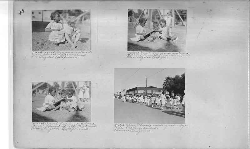 Mission Photograph Album - Negro #2 page 0048