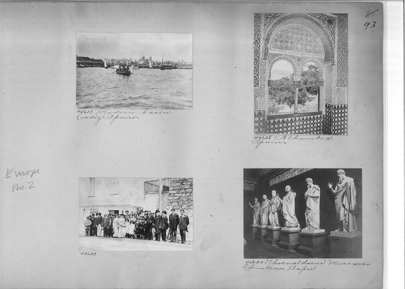 Mission Photograph Album - Europe #02 Page 0093