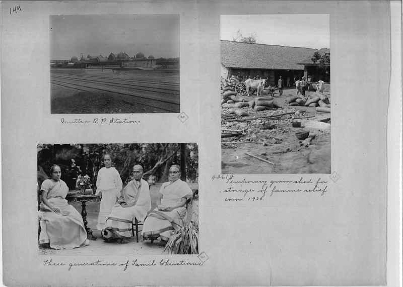 Mission Photograph Album - India - O.P. #01 Page 0144