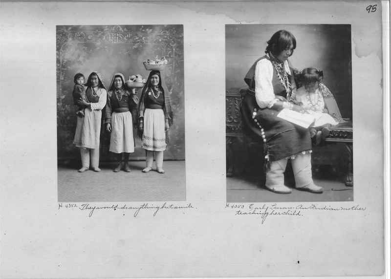 Mission Photograph Albums - Indians #1 page 0095