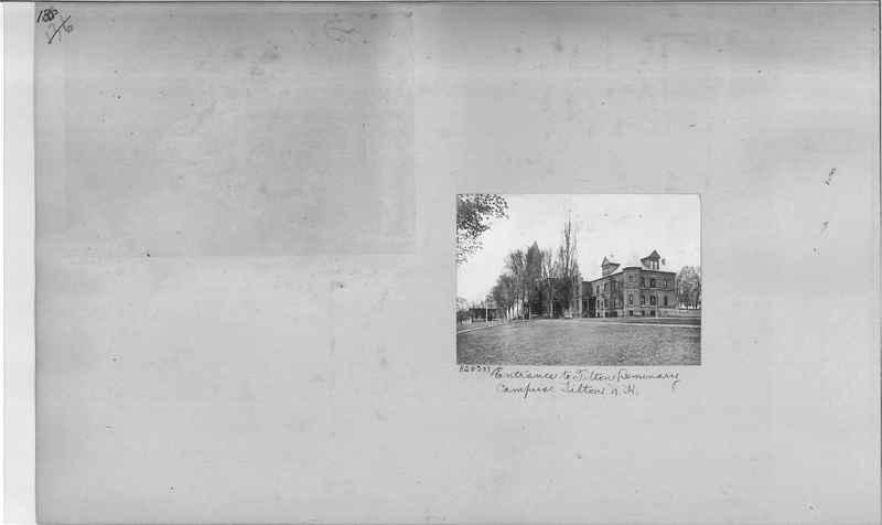 Mission Photograph Album - Education #1 page 0138