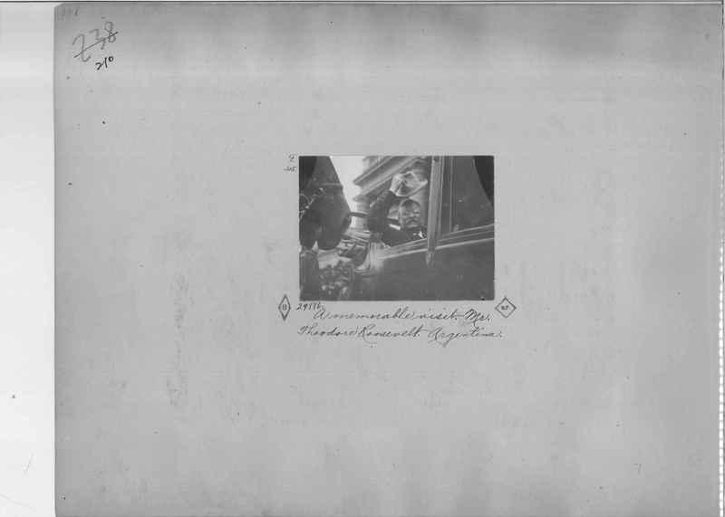 Mission Photograph Album - South America O.P. #2 page 0210