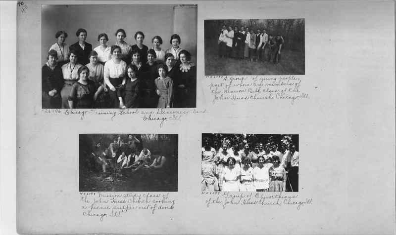 Mission Photograph Album - Cities #12 page 0040