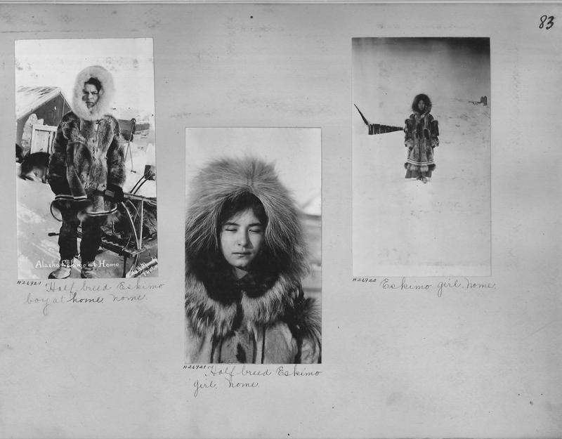 Mission Photograph Album - Alaska #1 page 0083