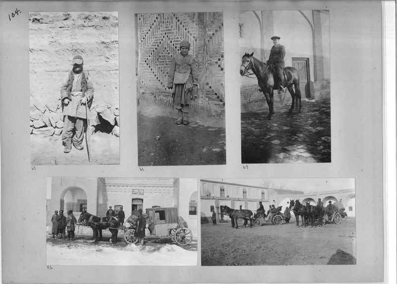 Mission Photograph Album - Western Asia - O.P. - #01 page_0104