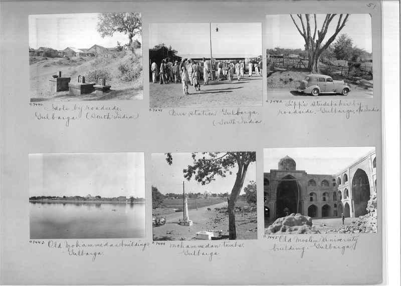 Mission Photograph Album - India #13 Page 0051