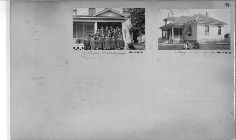 Mission Photograph Album - America #2 page 0099