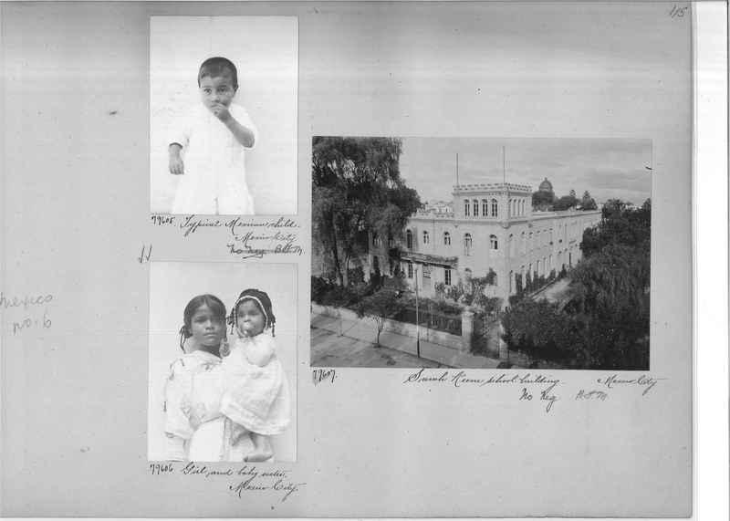 Mission Photograph Album - Mexico #06 page 0115