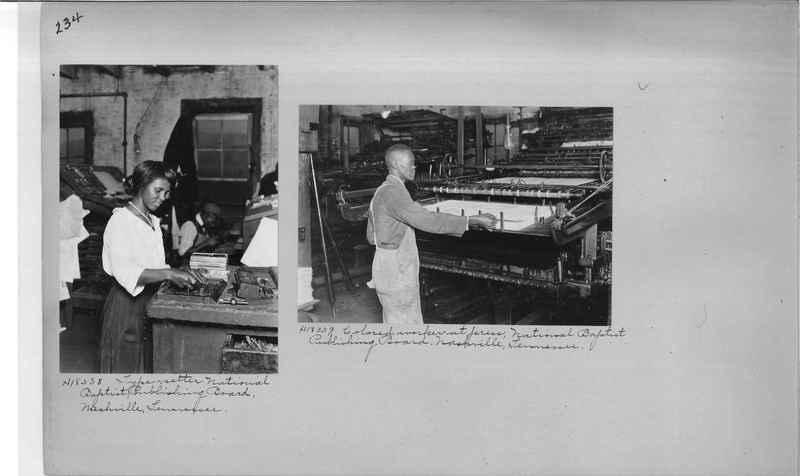 Mission Photograph Album - Negro #2 page 0234