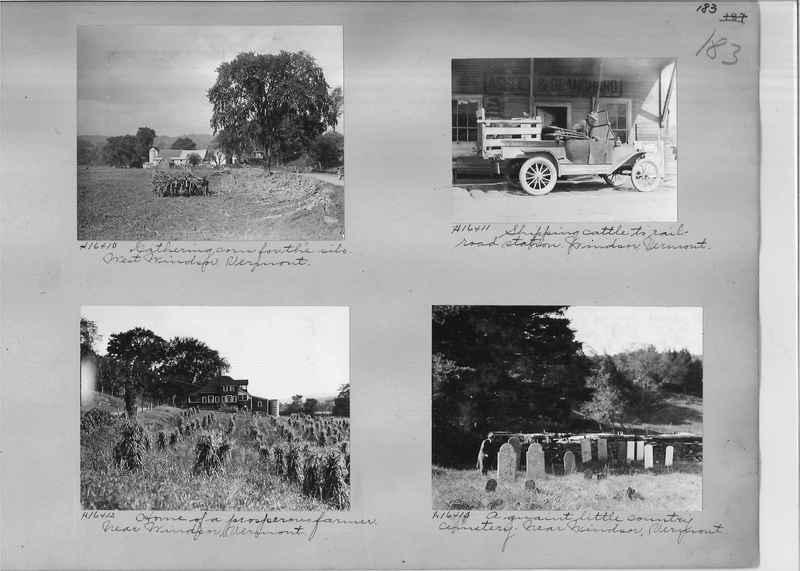 Mission Photograph Album - Rural #04 Page_0183