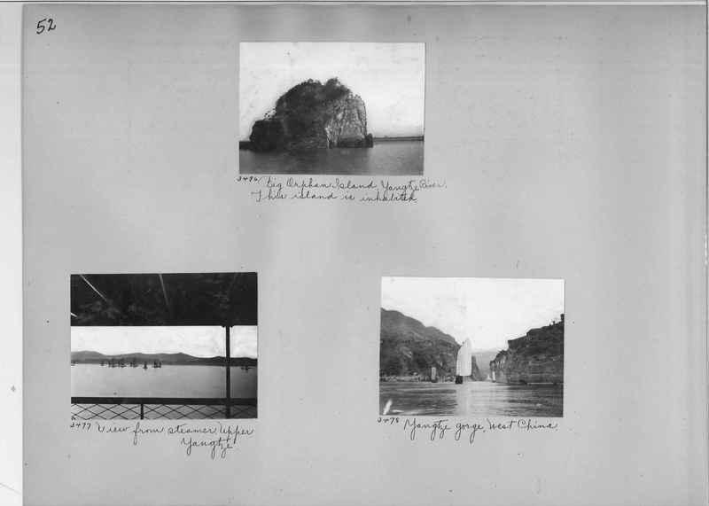 Mission Photograph Album - China #2 page  0052